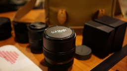 SLR Magic Anamorphot 2x and +1.8 Diopter- First Look