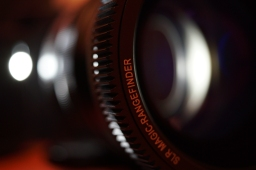 SLR Magic Rangefinder Anamorphic Lens Adapter – Preview